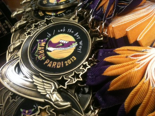Some Cool Medals for AG finishers